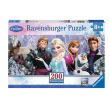 Puzzle Arendelle sous les neiges RAVENSBURGER