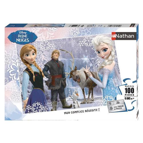 Puzzel Frozen NATHAN