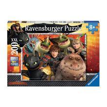 Puzzle Harold, Astrid et les dragons RAVENSBURGER