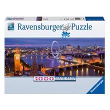 Panoramapuzzel Londen bij nacht RAVENSBURGER