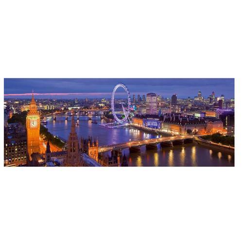 Puzzle panorama Londres de nuit RAVENSBURGER