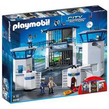 PLAYMOBIL® 6919 Commissariat de police avec prison