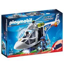 PLAYMOBIL® 6921 Politiehelikopter met led-zoeklicht