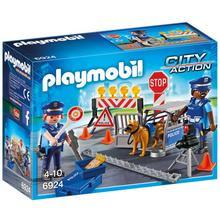 PLAYMOBIL® 6924 Politiewegversperring