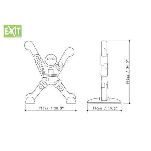 X-Man Safety Keeper EXIT