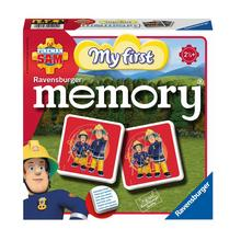 Sam le Pompier : My first memory® RAVENSBURGER