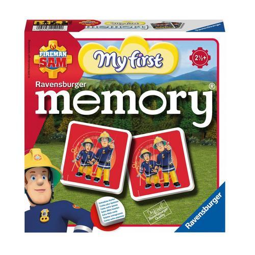 Sam le Pompier : My first memory® RAVENSBURGER