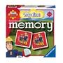 Sam de Brandweerman: My first memory® RAVENSBURGER