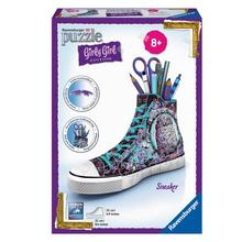 Girly Girl 3D-puzzel Sneaker animalprint RAVENSBURGER