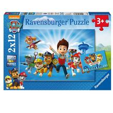 Set van 2 puzzels Paw Patrol RAVENSBURGER