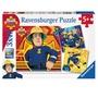 Set van 3 puzzels Sam de Brandweerman RAVENSBURGER