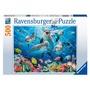 Puzzle Dauphins sur le récif de corail RAVENSBURGER