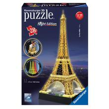 Puzzle 3D Tour Eiffel Night Edition RAVENSBURGER