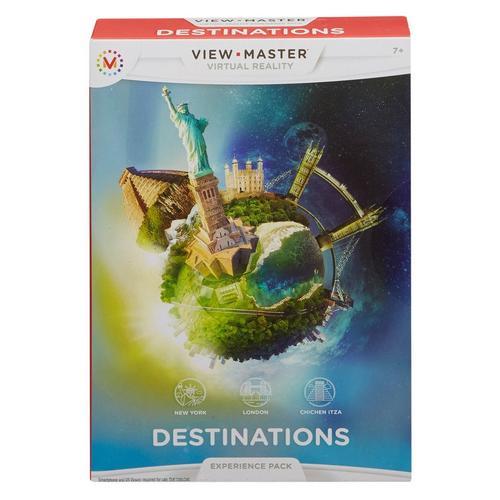 Pack View-Master destinations MATTEL