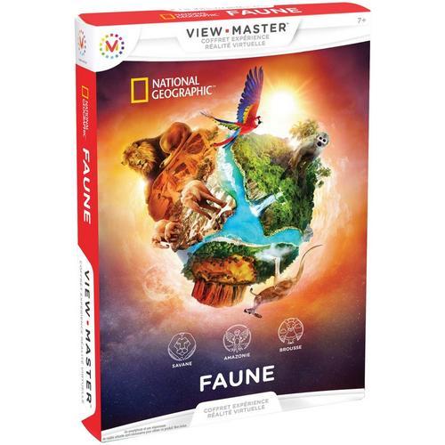 Pack View-Master natuur MATTEL