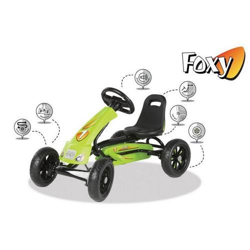 Go-kart Foxy EXIT