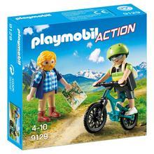 PLAYMOBIL® 9129 Randonneur et cycliste de PLAYMOBIL
