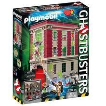 PLAYMOBIL® 9219 Quartier Général Ghostbusters™ de PLAYMOBIL