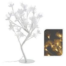 Bloesemboom met fiber-verlichting