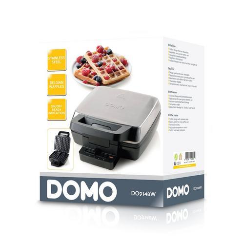 Wafelijzer DOMO DO9148W