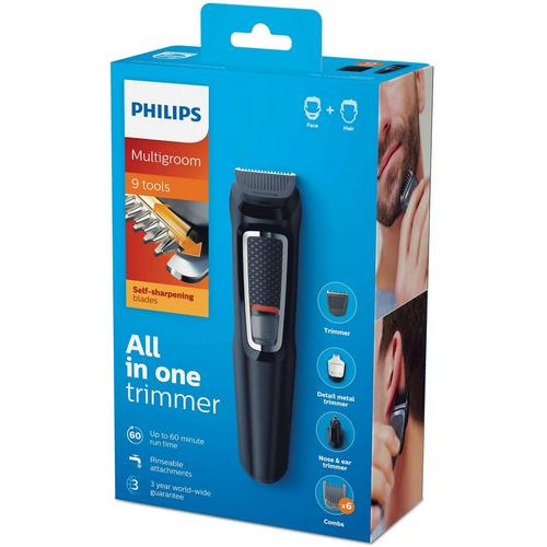 Tondeuse 9 en 1 PHILIPS MG3740/15