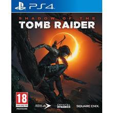 Spel Shadow of the Tomb Raider voor PS4
