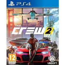 Spel The Crew 2 voor PS4