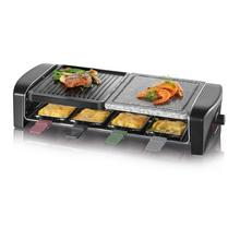 Steengrill/raclette/grillplaat 3-in-1 SEVERIN RG 9645