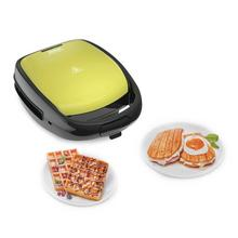 Wafelijzer/croque-monsieur 2-in-1 TEFAL SW341312