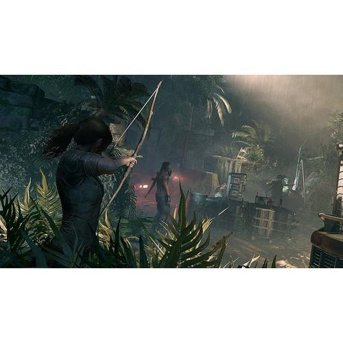 Jeu Shadow of the Tomb Raider pour Xbox One