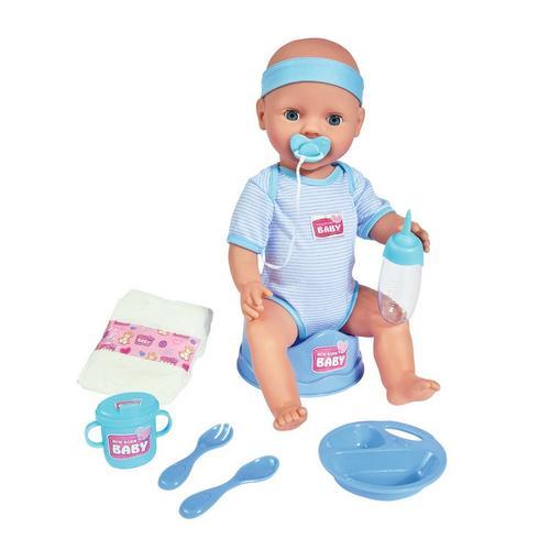 Poupée New Born Baby Boy SIMBA