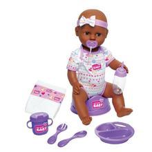 Poupée New Born Baby Ethnic Doll SIMBA
