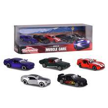 5-delig cadeaupack Muscle Cars MAJORETTE