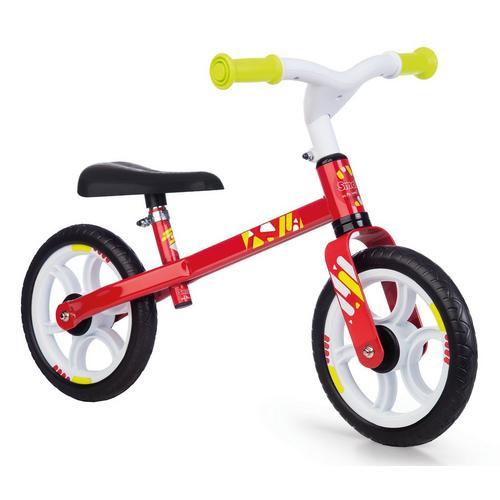 Premier vélo rouge SMOBY