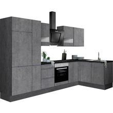 OPTIFIT cuisine d'angle Tara, sans appareil électrique, largeur de réglage 315 x 175cm