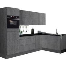 OPTIFIT cuisine d'angle Tara, sans appareil électrique, largeur de pose 265 x 175 cm