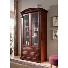 HOME AFFAIRE vitrine en verre Anna, Hauteur 187 cm
