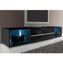tv-meubel Aqua, breedte 141 of 161 cm