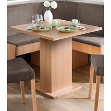 table de salle à manger pied colonne, Largeur 68 ou 110 cm