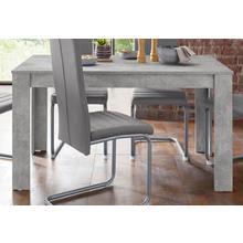 HOMEXPERTS table de salle à manger Nitro, Largeur 140 cm