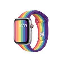 APPLE 44mm Sport Band - Pride Edition bracelet de montre pour intelligente taille S/M & M/L fierté Watch (42 mm, 44 mm)