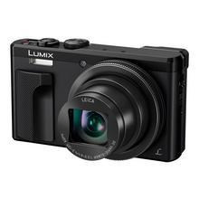 PANASONIC Lumix DMC-TZ80 - Appareil photo numérique compact 18.1 MP 4K / 25 pi/s 30x zoom optique Leica Wi-Fi noir