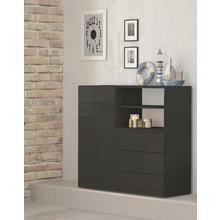 TECNOS meuble haut Metis, Largeur 110 cm