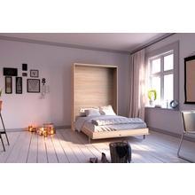 WIMEX lit armoire Juist, pliable verticalement