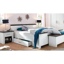 HOME AFFAIRE gepolsterd bed Siena