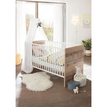 lit bébé Ronny, avec barreaux amovibles