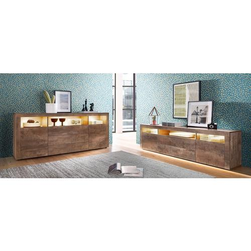 BORCHARDT MOBEL sideboard, breedte 166 cm