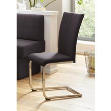 stoel zonder achterpoten, 2-delig