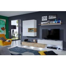 TRENDTEAM meuble mural Aston, lot de 3