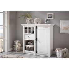 HOME AFFAIRE meuble haut California, largeur 105 cm
